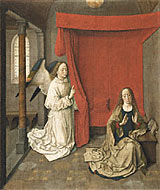 Annunciation / Bouts
