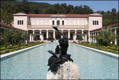 Getty Villa image