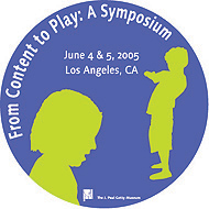 From Content to Play: A Symposium