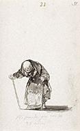 Age of 98 / Goya y Lucientes