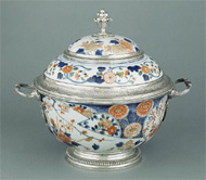Lidded Bowl / Unknown