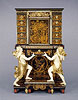 Cabinet on Stand / Boulle