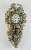 Wall Clock / Chantilly Porcelain Manufactory