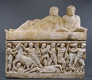 Sarcophagus / unknown Roman
