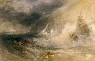 Longships Lighthouse/Turner