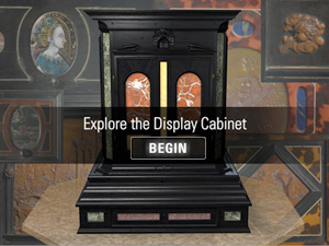 Display Cabinet Interactive