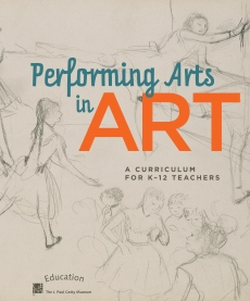 Performing Arts in Art Curriculum