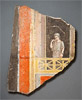 Wall Fragment, Woman on Balcony / Roman