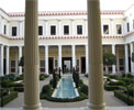 Inner Peristyle, Getty Villa