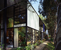 Eames House, Pacific Palisades, CA