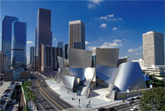 Walt Disney Concert Hall, Gehry Partners
