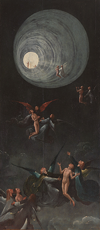 Bosch, Ascent into Heaven