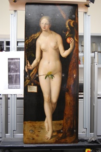 Durer's Eve at the Prado