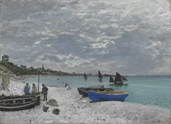 Monet, Art Institute of Chicago (1867)