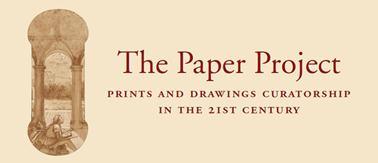 web banner of The Paper Project