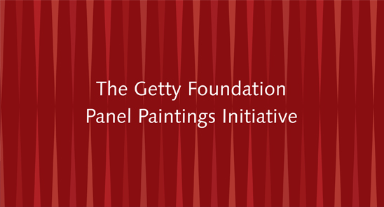 Panel Paintings Initiative report graphic