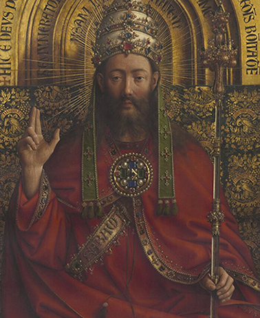 nCloser to Van Eyck, Rediscovering the Ghent Altarpiece