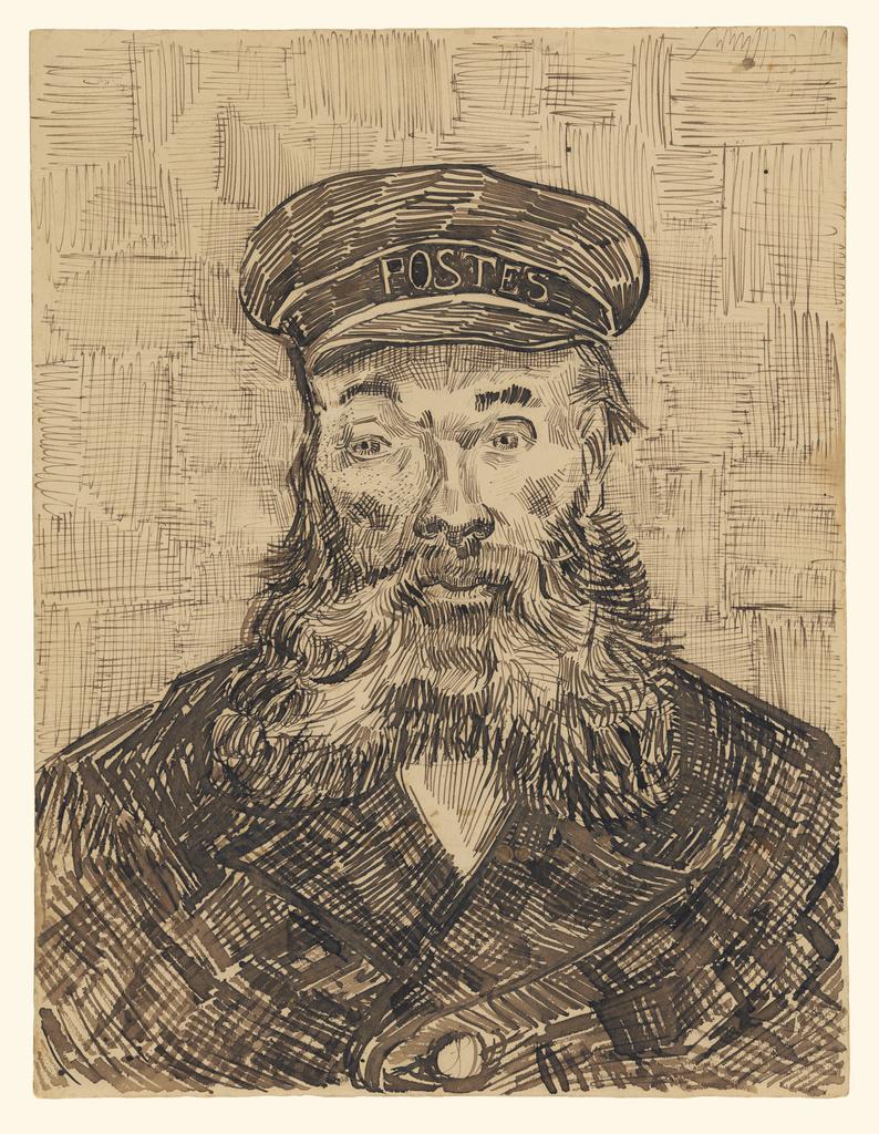 Portrait Of Joseph Roulin Getty Museum