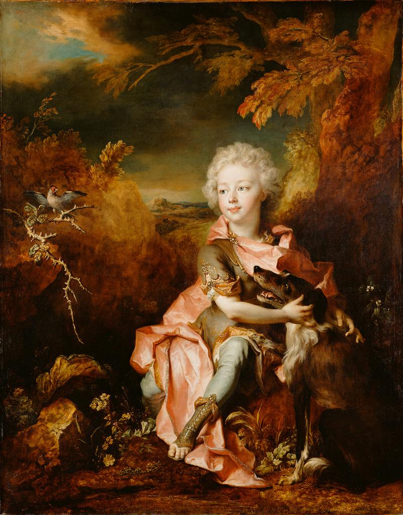 Portrait of a Boy in Fancy Dress (Getty Museum)