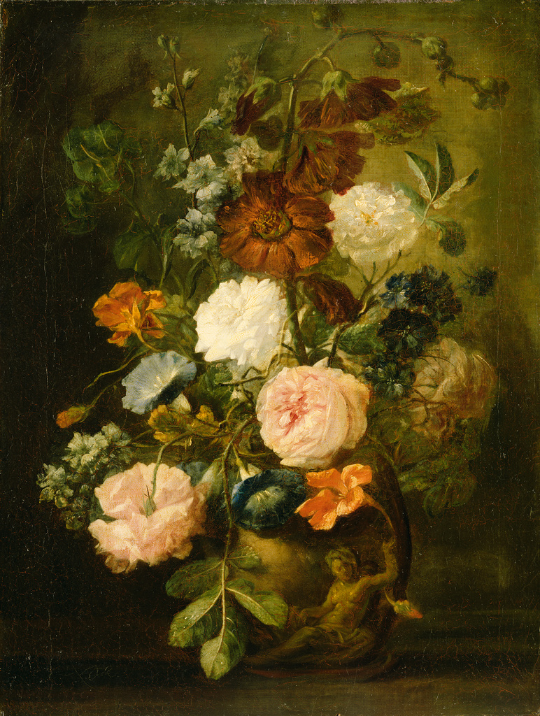 Vase of Flowers (Getty Museum)