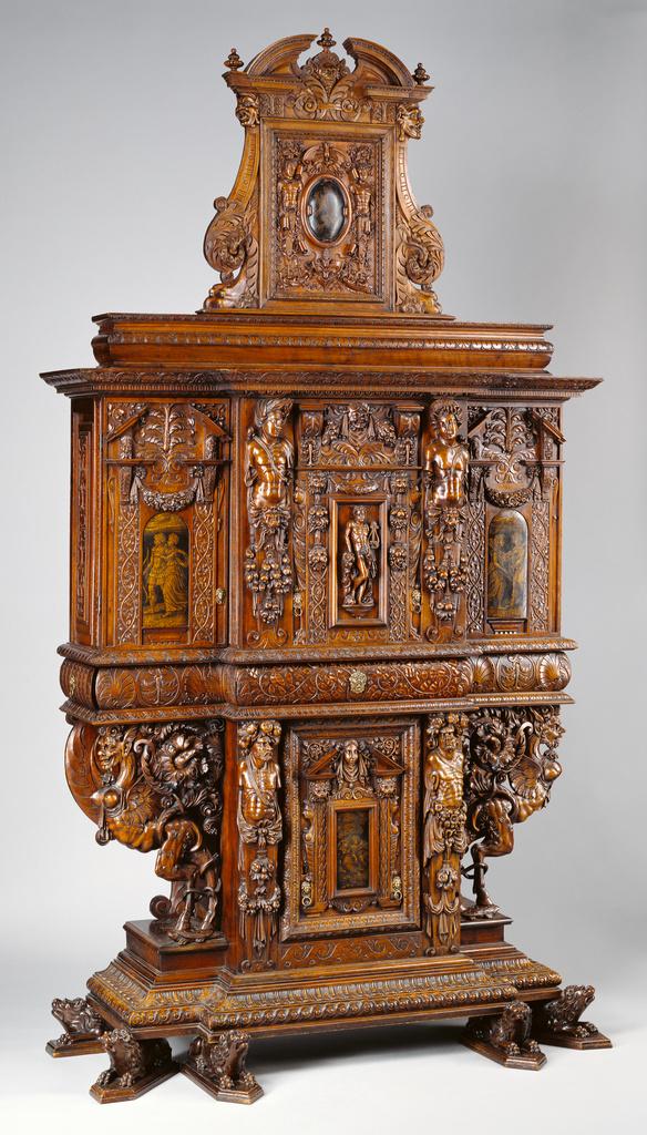 Carved Kitchen Cabinet Doors