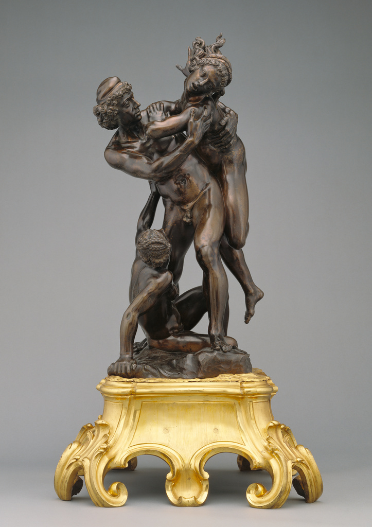 The Abduction of Helen by Paris (Getty Museum)