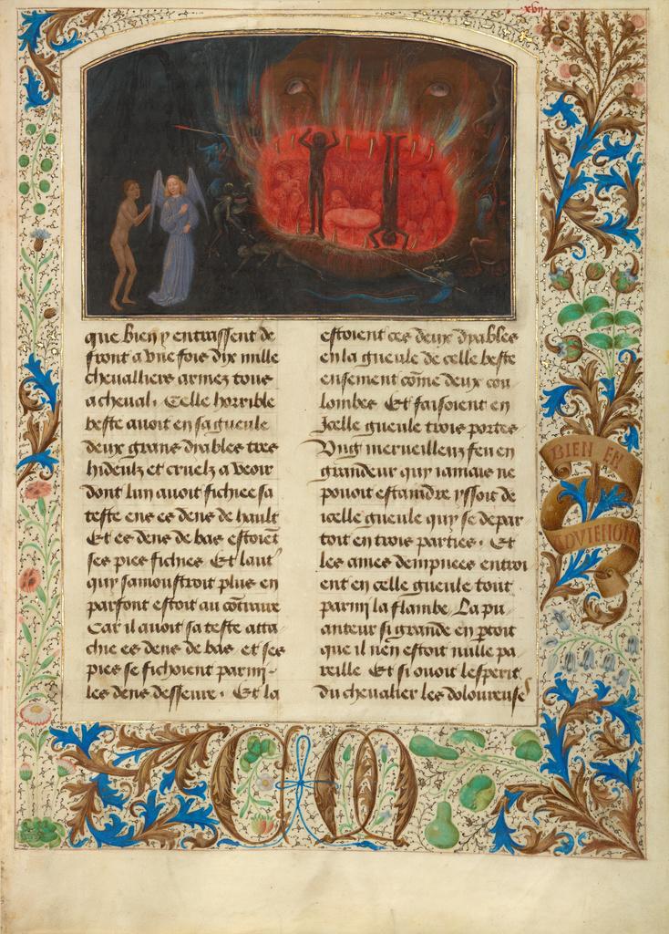 Les Visions du chevalier Tondal (Getty Museum) b687b75e193