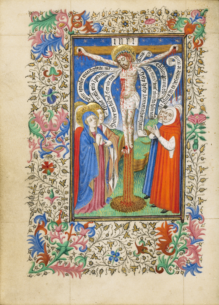 The Crucifixion and The Seven Last Words of Christ (Getty Museum)