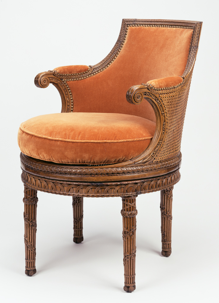 chair fauteuil de toilette getty museum. Black Bedroom Furniture Sets. Home Design Ideas