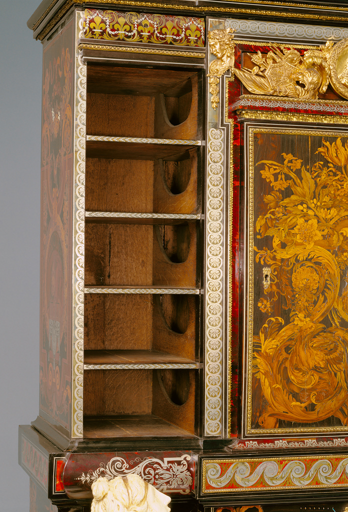 Cabinet On Stand Getty Museum