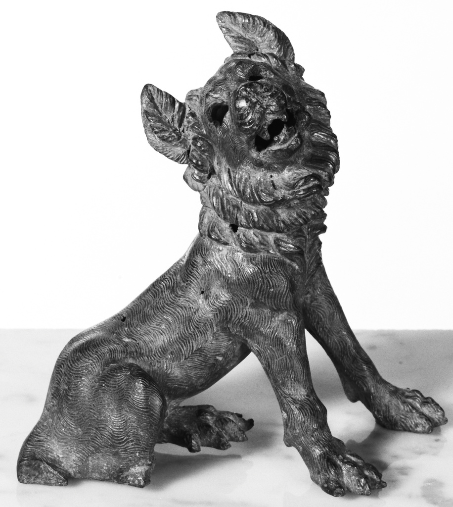 Statuette of a Dog (Getty Museum)