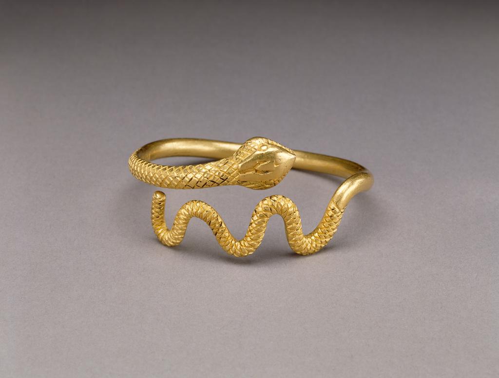 Snake Bracelet Getty Museum
