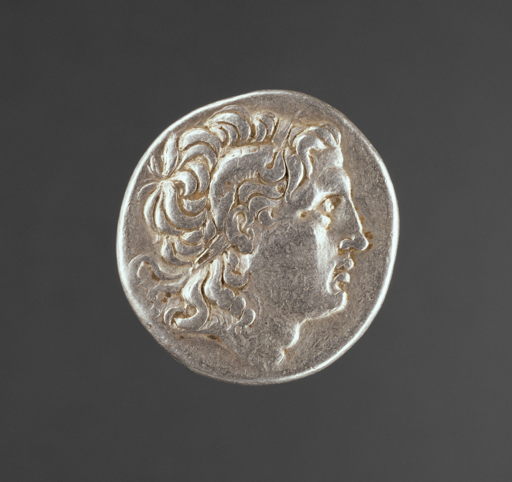 Tetradrachm (Getty Museum)