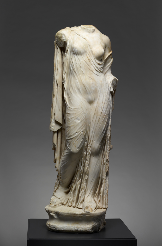 Statue of Venus Genetrix (Getty Museum)