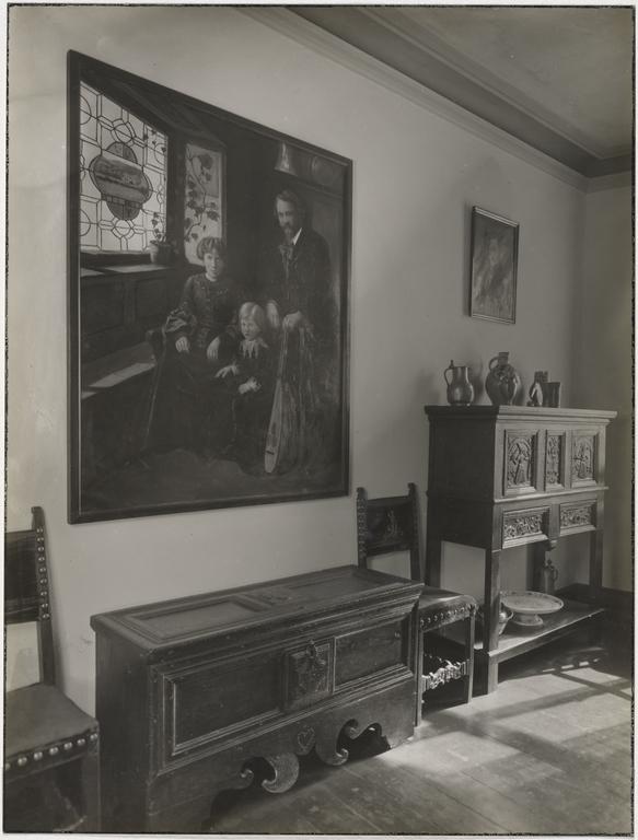 Esszimmer 1930