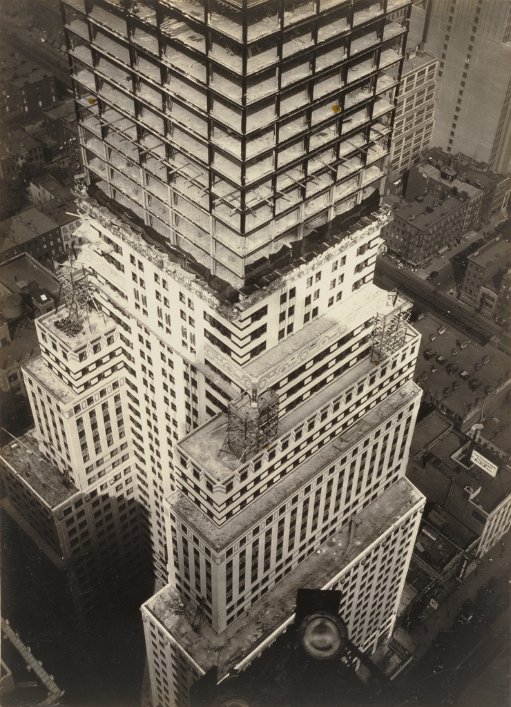 Chrysler Building Construction New York City