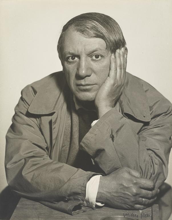 Gsg Qa Pablo Picasso Paul Eluard