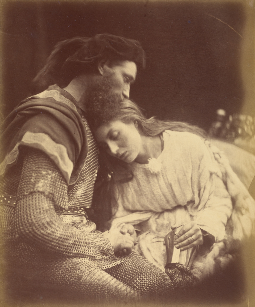 Lady guinevere and sir lancelot