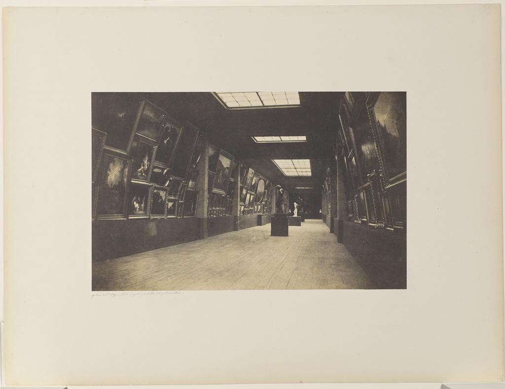 Salon Of 1852 Palais Royal Getty Museum