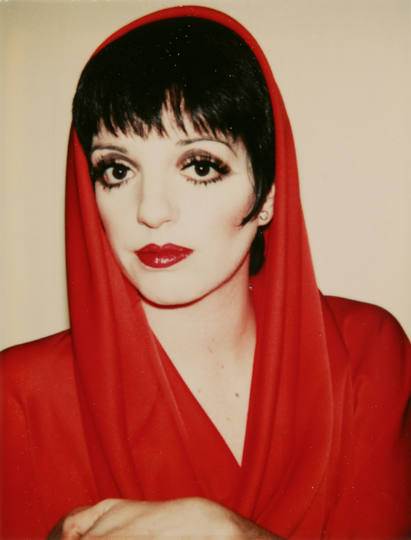 Liza Minnelli] (Getty Museum)