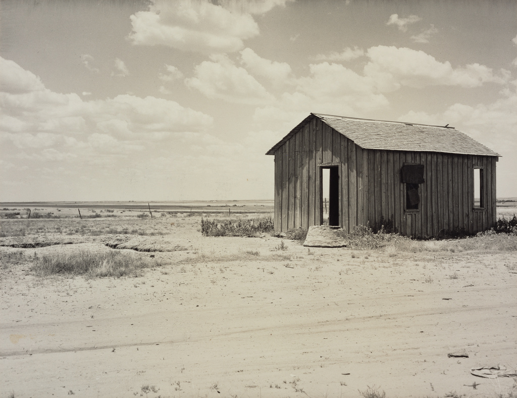 Dust Bowl Cabin