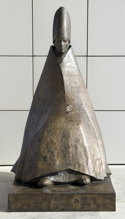 English To Italian Translator Google: Cardinale Seduto (Getty Museum