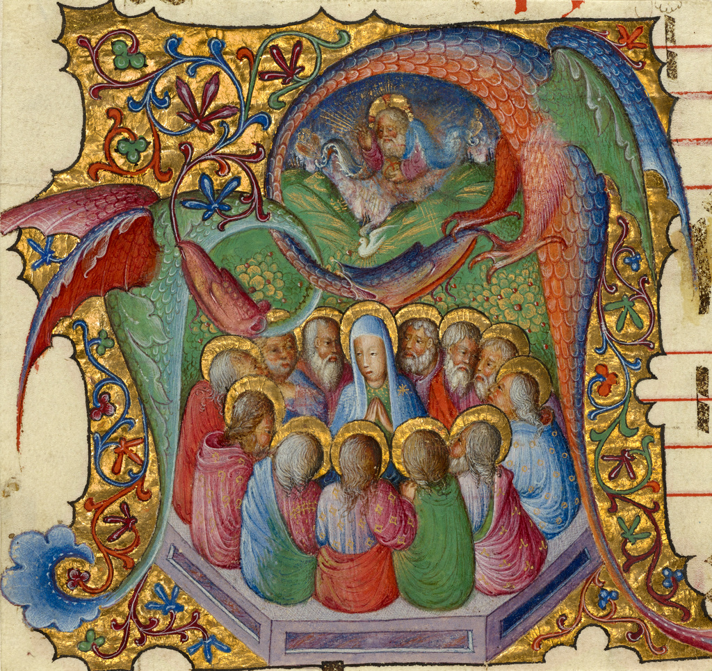 Pentecost Art Projects