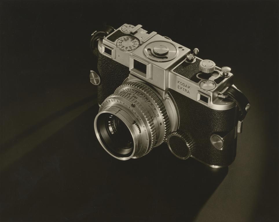 Kodak Ektra Camera] (Getty Museum)
