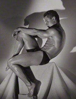 Greg Louganis/Ritts