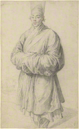 Man in Korean Costume / Rubens