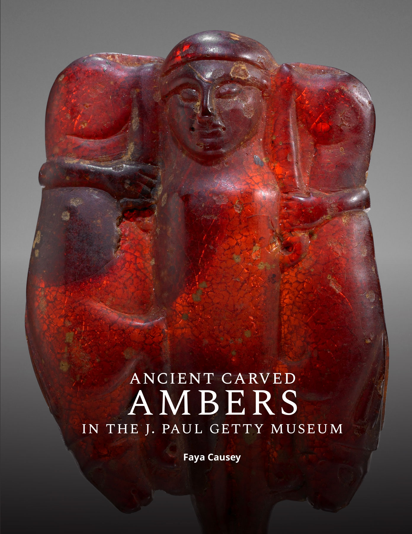 Amber Berger Nude pendant | ancient carved ambers in the j. paul getty museum
