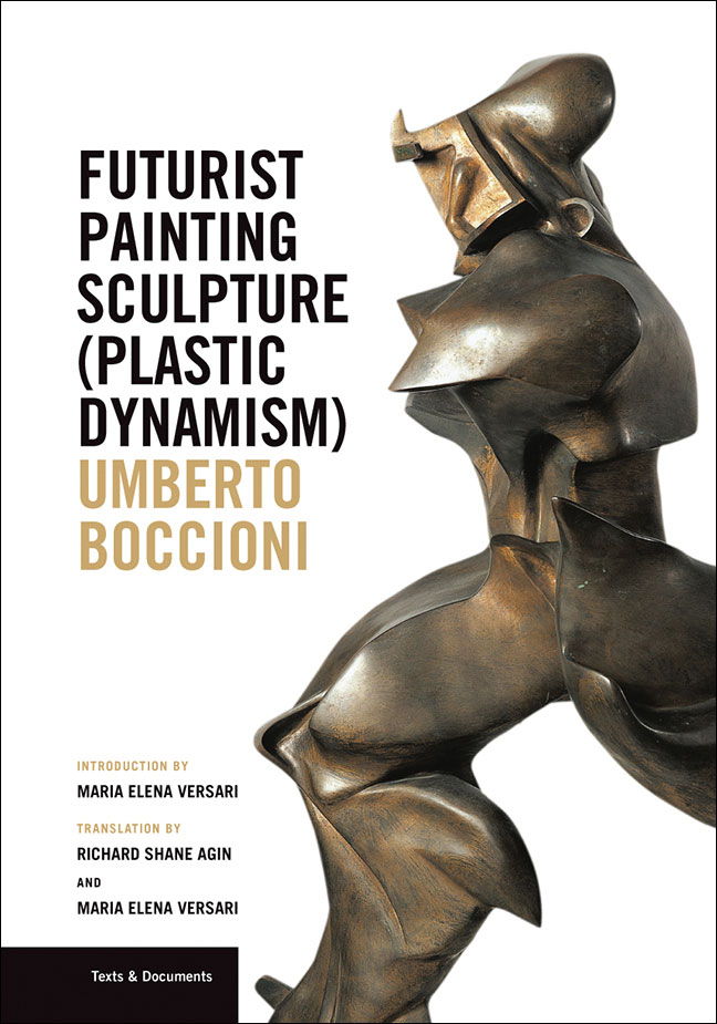Futurist Painting Sculpture (Plastic Dynamism) book cover