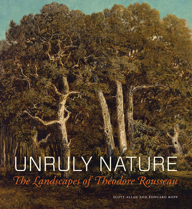 Unruly Nature book cover