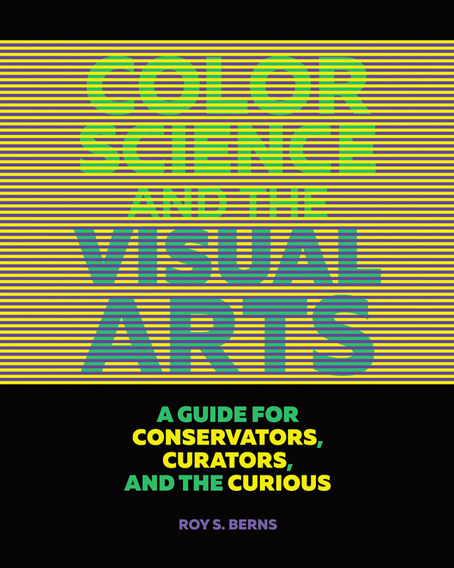 Color Science and the Visual Arts book cover